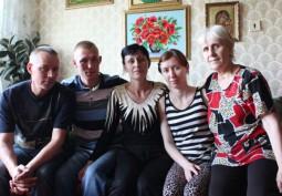 Семья из Украины вернулась домой, в Приморье