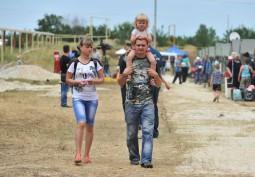 Украинские беженцы дошли до Ноябрьска