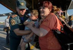 Беженцы с Украины надеются найти в России поддержку и работу